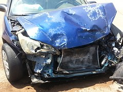 Contributory Negligence. Can I  Recover If I Cause or Contribute to Auto Accident? - Personal Injury Lawyer Baltimore: Maryland Criminal Defense Attorney | Eric T. Kirk - car_crash_vii