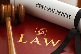 Personal Injury Lawyer Baltimore, MD - Slip & Fall | Eric T. Kirk - personal_injury