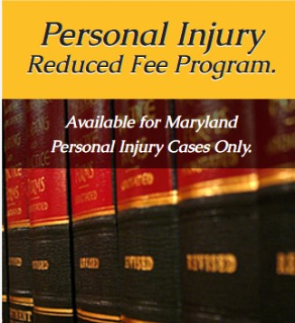Reduced Fee Program - Eric T. Kirk, Attorney - maryland_reduced_attorney_fee_personal_injury_