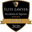 Elite Lawyer - Accidents & Injuries - Eric Kirk - 2020