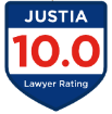 Justia - 10.0 - Lawyer Rating